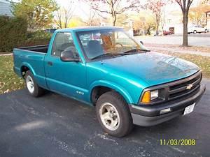 Bladeball27 1995 Chevrolet S10 Regular Cab Specs  Photos