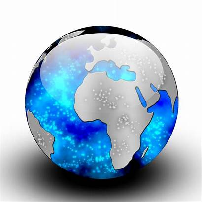 Globe 3d Transparent Earth Icon Clip Clipart