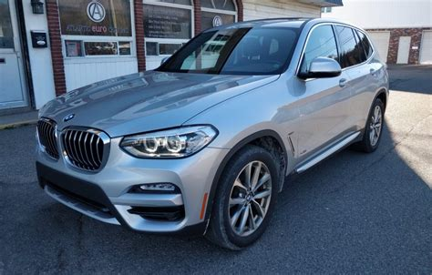 Bmw x3 2018 for sale. Used 2018 BMW X3 xDrive 30i for sale in Saint John, NB