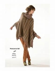 Pancho Vetement Femme : mod le poncho cb13 20 patron tricot gratuit cheval blanc ~ Preciouscoupons.com Idées de Décoration