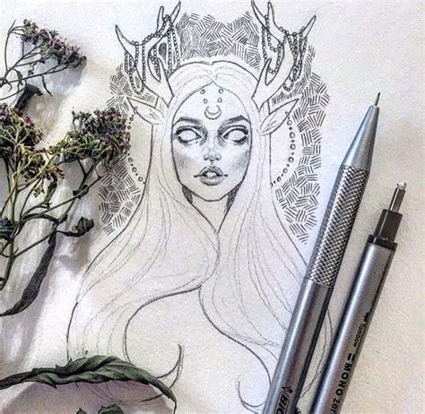 The Best Nature Drawing Ideas Pinterest Art