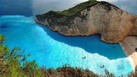 zakynthos beach  greece fond decran hd arriere plan