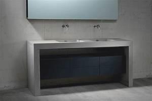 Waschtisch Aus Beton : waschtischplatte beton ~ Lizthompson.info Haus und Dekorationen