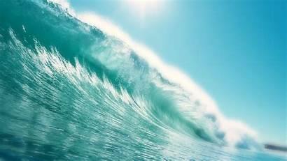 Wave Wallpapers Ocean Backgrounds Waves Sea Pixelstalk