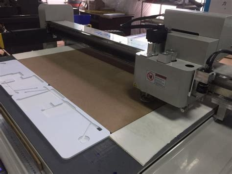 Cork Jointing Gasket Cnc Cutting Table Small Production