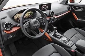 Audi Q2 Interieur : audi q2 on sale in uk priced from 22 380 autocar ~ Medecine-chirurgie-esthetiques.com Avis de Voitures
