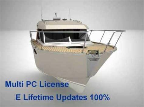 cad boat designs boat builder center youtube