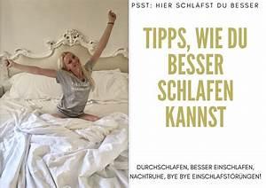 Besser Schlafen Tipps : 11 tipps zum besser schlafen ~ Eleganceandgraceweddings.com Haus und Dekorationen