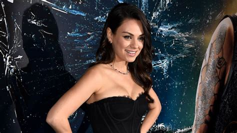 Getty Images Mila Kunis