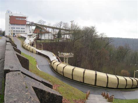 Siguldas bobsleja un kamaniņu trase - Ermine.lv