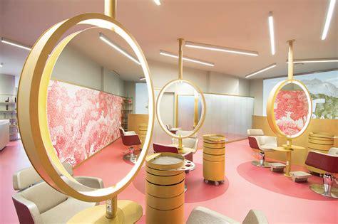 hair salon design texhair hairdresser chain  italy