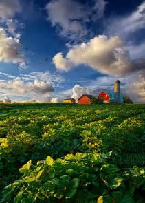 Beautiful Wisconsin Farm