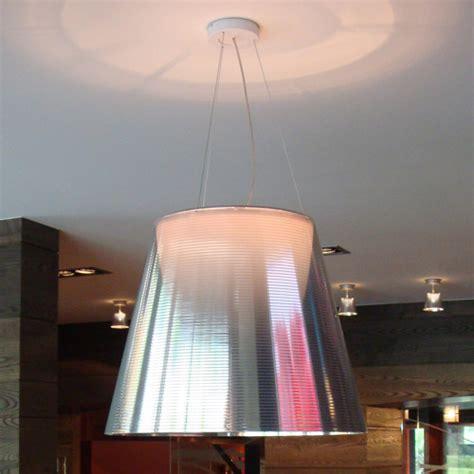 flos ktribe   large starck suspension light