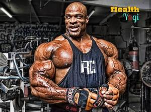 Ronnie Coleman Workout Routine And Diet Plan  2020