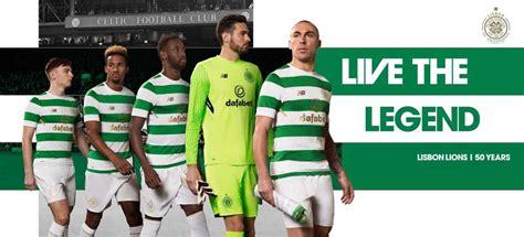 Celtic FC Jersey 2017 2018