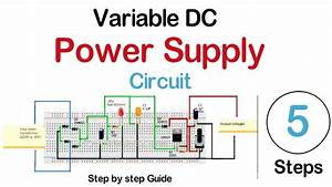 How To Make Variable Dc Power Supply