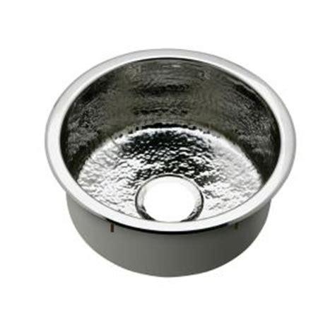 hammered stainless steel kitchen sink elkay specialty collection universal mount hammered mirror 6977