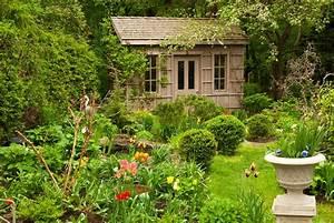 feel good quotshe shedquot un boudoir au fond du jardin With exceptional modele de maison en l 11 les passions de la famille menu