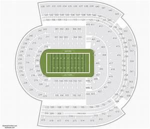 Lsu Tiger Stadium Seating Chart Seating Charts Tickets