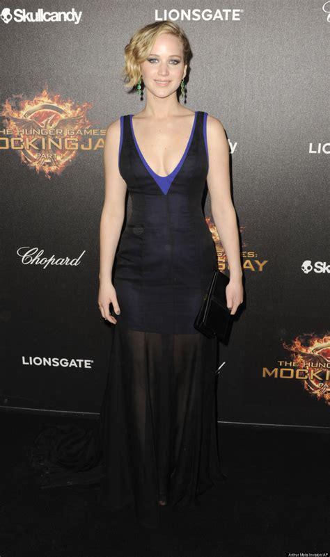 Jennifer Lawrence Looks Ravishing In Dior At 2014 Cannes