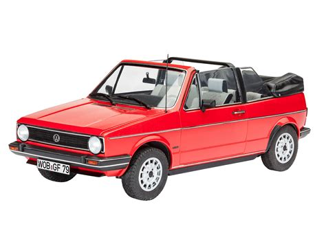 vw golf 1 cabrio revell vw golf 1 cabriolet