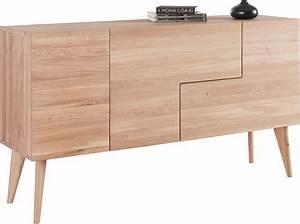 Sideboard 160 Cm : andas sideboard smilla breite 160 cm aus massiver eiche online kaufen otto ~ Buech-reservation.com Haus und Dekorationen