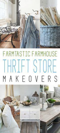 Farmtastic Farmhouse Thrift Store Makeovers  The Cottage