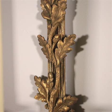 Applique Bronzo by Applique In Bronzo Illuminazione Bottega 900