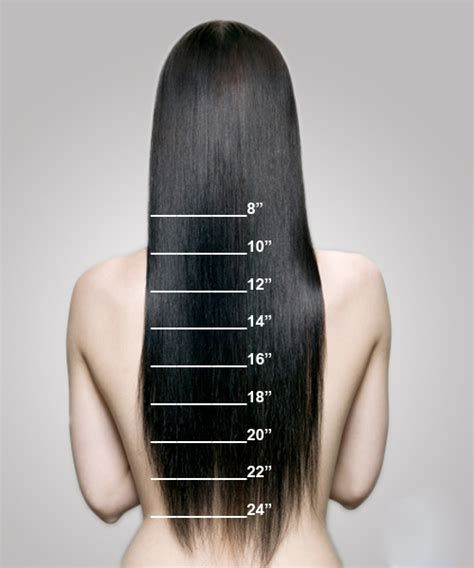 length chart   measure  extensions length