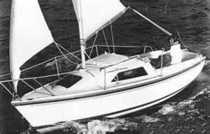 O'Day 19 Sailboat Specifications