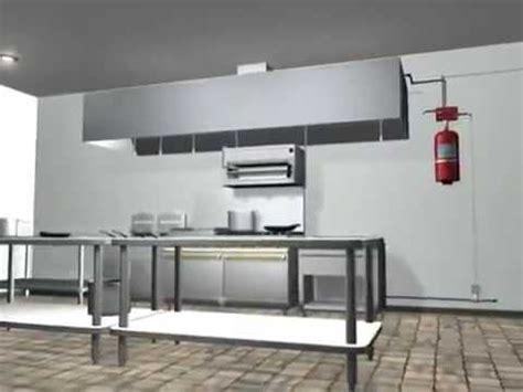 kitchen fire suppression system installation sales