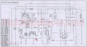 Hensim Atv  Atv Wiring Diagram