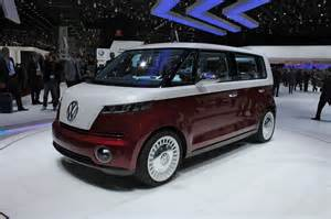 2016 New VW Camper Bus Van