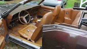 Classic Rare 1972 Mercury Cougar Xr7 Convertible