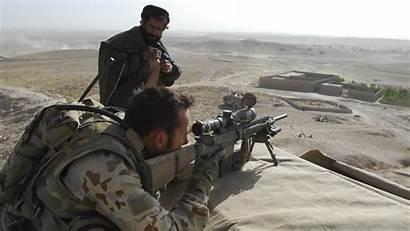 Military Sniper Afghanistan Australian Guns Rifles Sr25