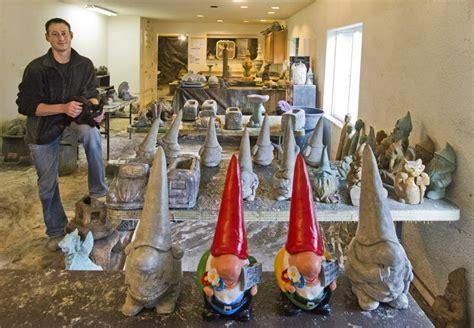 Gnome know-how - Portland Press Herald