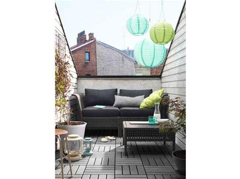 Copri Divano Da Esterno : Come Arredare Un Terrazzo Ikea (foto)