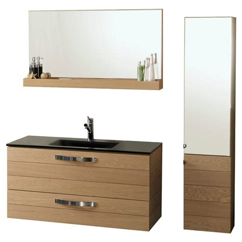 fa軋de de cuisine pas cher meuble salle de bain blanc brico depot