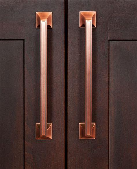 copper kitchen cabinet hardware amerock decorative cabinet and bath hardware 1902396 5791