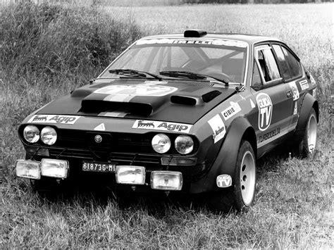 1980 Alfa Romeo Alfetta Gtv 2000 Turbodelta Group-4 116