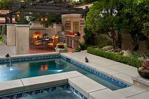 Pasadena outdoor living designer gallery by huntington for Designer pools and outdoor living