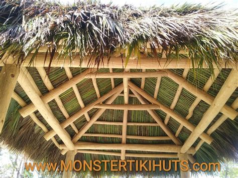 10x12 Tiki Hut Build Loxahatchee Florida