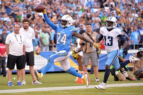 San Diego Chargers Cb Brandon Flowers Placed On Injured