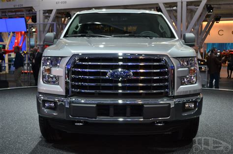ford   launched  naias