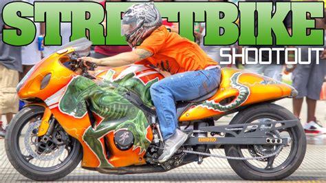 Street Bike Shootout 2016, Anderson Airport Motorcycle