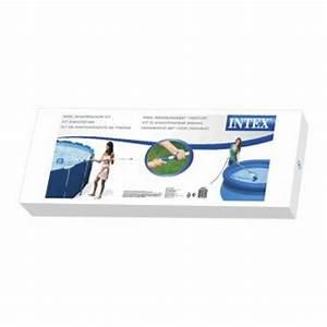 Kit Entretien Piscine Gonflable : kit d 39 entretien piscine intex accessoire piscine spa jacuzzi achat prix fnac ~ Voncanada.com Idées de Décoration