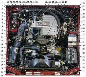 Fox Body Engine Compartment Diagram