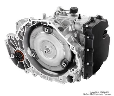 Enclave Transmission by Gm 6 Speed 6t45 Mh7 Transmission Info Specs Wiki Gm