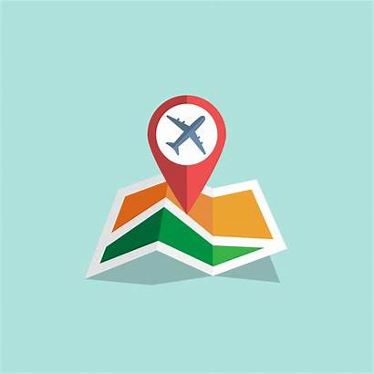 Icon Navigation Map Vector Vectors Vecteezy Pointer