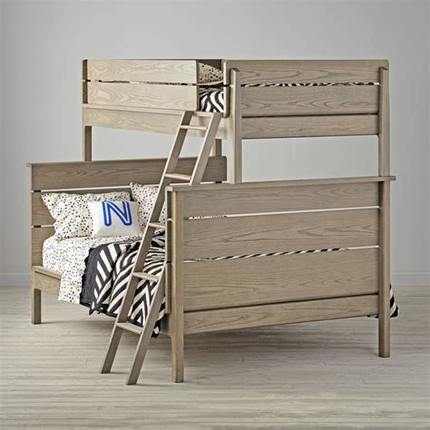 white storage bed king modern convertible loft bunk bed home